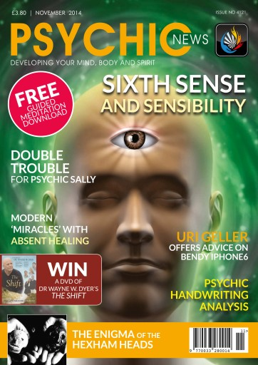 Psychic News Digital Issue