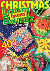 Christmas Loom Bandz Factory issue Christmas Loom Bandz Factory