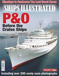 World of Ships Magazine Cover