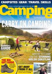 Winter Camping - Dec14 issue Winter Camping - Dec14