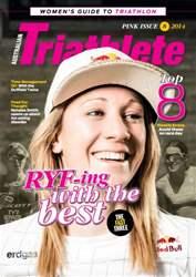 Australian Triathlete Pink 8 issue Australian Triathlete Pink 8
