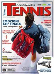 Il Tennis Italiano 11 2014 issue Il Tennis Italiano 11 2014