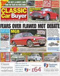 No.251 Fears over flawed M.O.T. debate issue No.251 Fears over flawed M.O.T. debate
