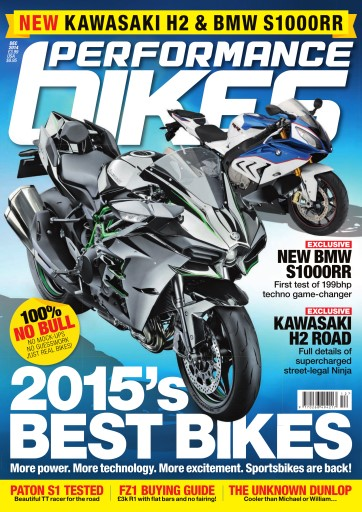 Performance Bikes Preview