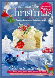 All I Want for Christmas issue All I Want for Christmas