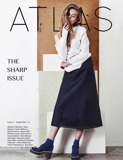 Atlas Magazine Preview