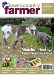 Town & Country Farmer - November/December 2014 issue Town & Country Farmer - November/December 2014