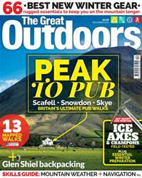 December 2014 – Peak to pub + Winter Gear Guide issue December 2014 – Peak to pub + Winter Gear Guide