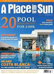 A Place in the Sun Autumn 2014 issue A Place in the Sun Autumn 2014