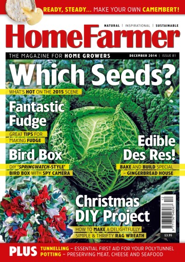 Home Farmer Magazine Digital Issue