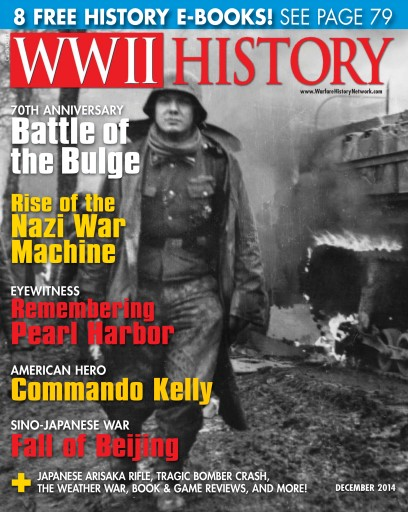WW2 History Magazine Digital Issue