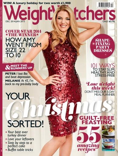 Weight Watchers magazine UK Preview