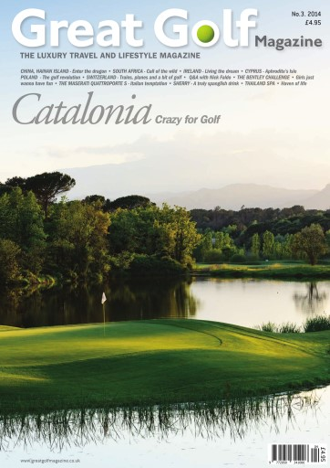 Great Golf Magazine Digital Issue