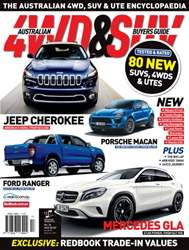 Australian 4WD and SUV Buyers Guide Magazine Cover