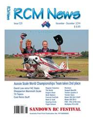 RCM News 128 issue RCM News 128