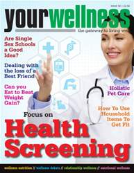 Yourwellness - The Gateway To Living Well Magazine Cover