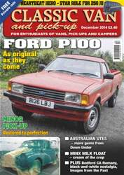 Vol.15 No.2 Ford P100 issue Vol.15 No.2 Ford P100