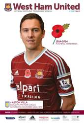 v ASTON VILLA 2014/15 issue v ASTON VILLA 2014/15