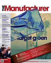 The Manufacturer November 2014 issue The Manufacturer November 2014