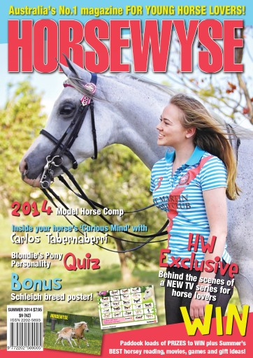 HorseWyse Magazine Preview