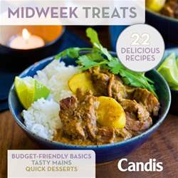 Candis Free Midweek Treats Recipe Booklet issue Candis Free Midweek Treats Recipe Booklet