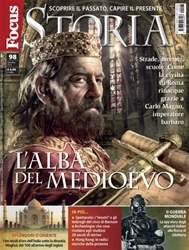FOCUS STORIA Magazine Cover