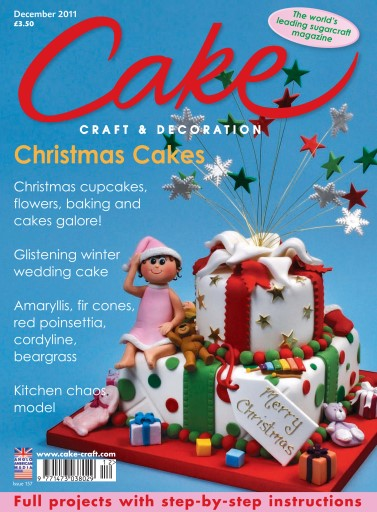Cake Decoration & Sugarcraft Magazine Preview