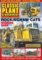 Vol.13 No.3 Rockingham Cats issue Vol.13 No.3 Rockingham Cats