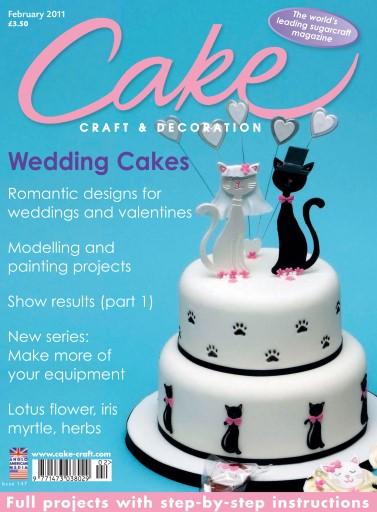 Cake Decoration & Sugarcraft Magazine Preview