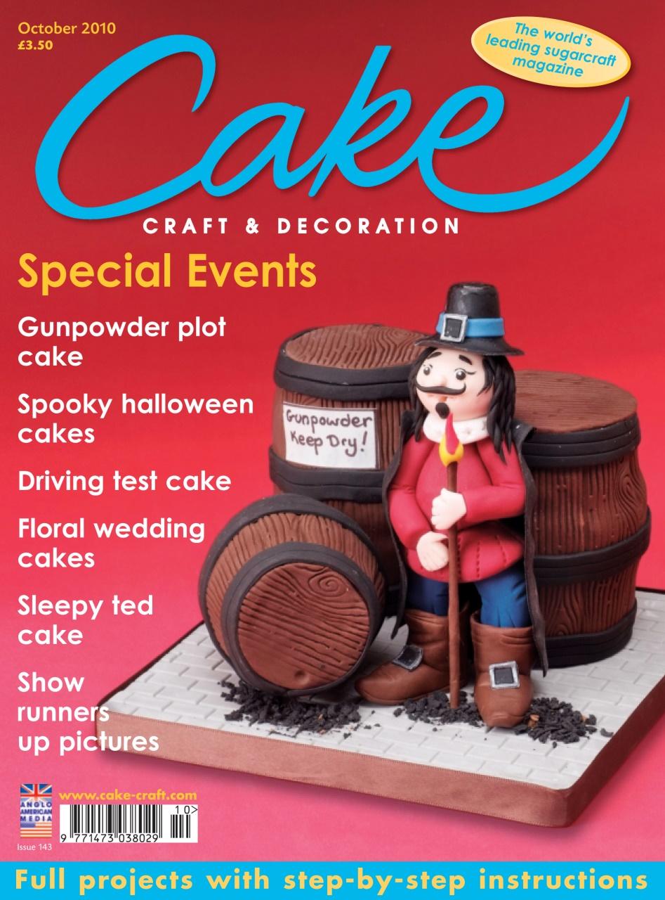 Cake Decoration And Sugarcraft Magazine