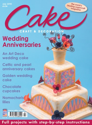 Cake Decoration & Sugarcraft Magazine Digital Issue