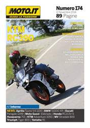 Moto.it Magazine n. 174 issue Moto.it Magazine n. 174