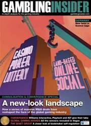 Gambling Insider Magazine Cover