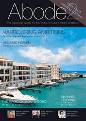 Abode2 FREE Taster Issue issue Abode2 FREE Taster Issue