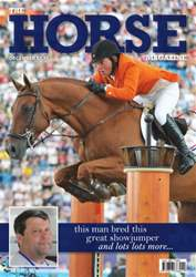 The Horse Magazine Magazine Cover
