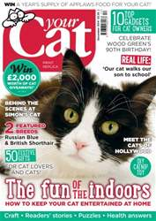 Your Cat Magazine December 2014 issue Your Cat Magazine December 2014