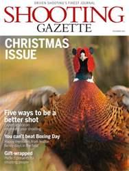 Shooting Gazette Magazine Cover