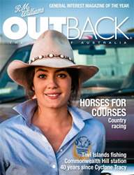 OUTBACK 98 issue OUTBACK 98
