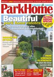 No.657 Beautiful Park Home Estates issue No.657 Beautiful Park Home Estates