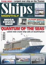No.601 Quantum of the Seas issue No.601 Quantum of the Seas