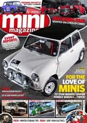 Mini Magazine Magazine Cover