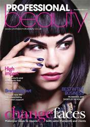 Professional Beauty December 2014 issue Professional Beauty December 2014