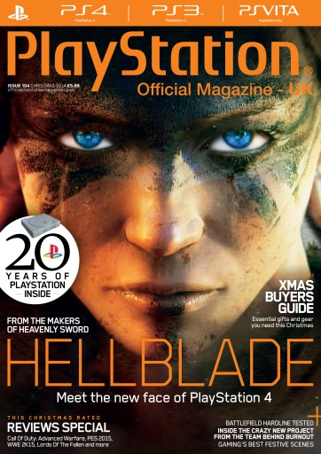 Playstation Official Magazine (UK Edition) Preview