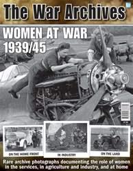 Women At War issue Women At War