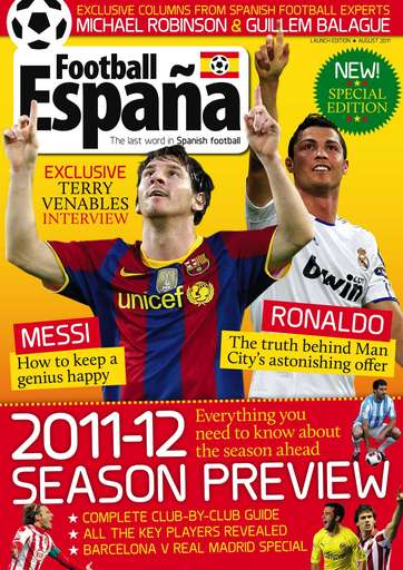 Football España Preview