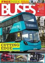 Buses Magazine Magazine Cover