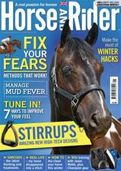 Horse&Rider - January 2015 issue Horse&Rider - January 2015