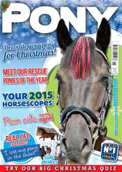 PONY Magazine - January 2015 (Issue 794) issue PONY Magazine - January 2015 (Issue 794)