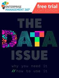 The Data Issue - Event Special issue The Data Issue - Event Special