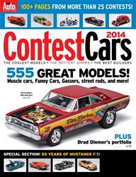 Contest Cars 2014 issue Contest Cars 2014